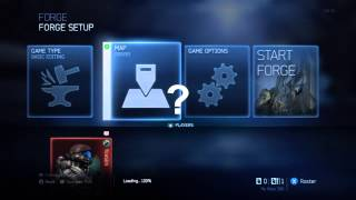 this is a problem 343.... (halo 4 forge)