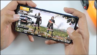 samsung Galaxy S10 Lite PUBG Mobile Gaming, Heating, Battery Drain Test, FPS & Graphics  Hindi