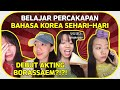 GAMPANG BGT! Belajar Percakapan Bahasa Korea Sehari - Hari  Kompilasi TIKTOK Borassaem
