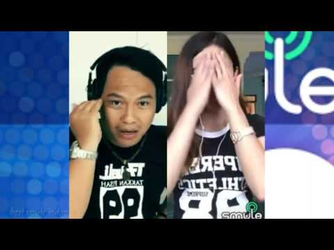 Faank wali band feat baby shima - takan pisah || BEST SMULE INDONESIA