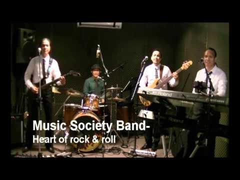 medley music society band