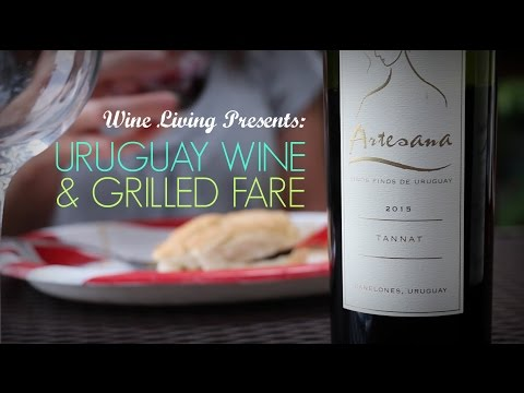 Pairing Wines from Uruguay with Grilled Foods!