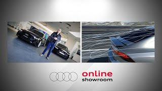 Audi Online Showroom - Audi RS 7 vs. S7