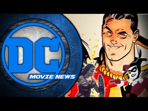 Shazam Synopsis and Gal Gadot prepping for Wonder Woman 2 - DC Movie News