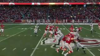 RZ S:40 Week11 Raiders at Chiefs Highlights