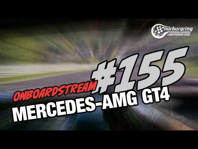 Onboard: #155 | Black Falcon | Mercedes-AMG GT4