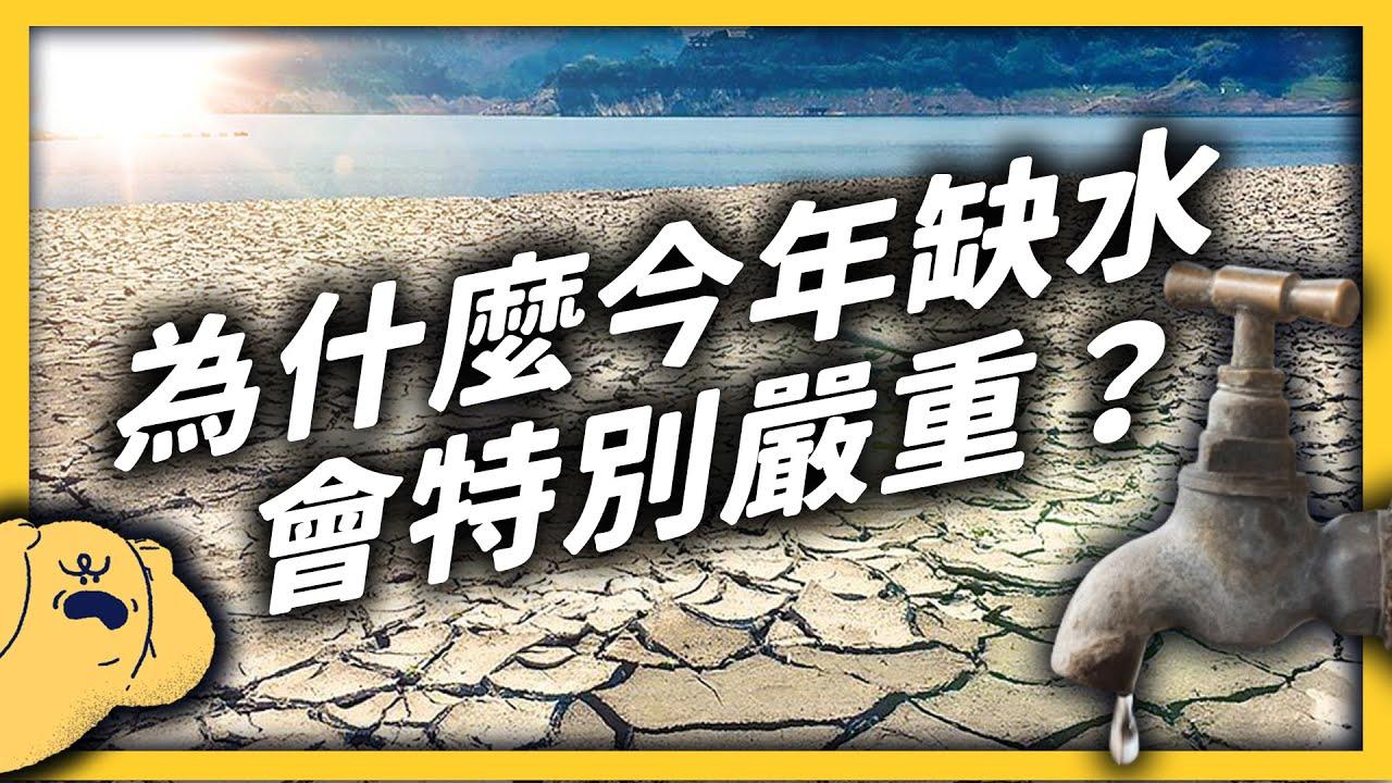 剛結束70年大旱,卻又馬上大淹水!這種極端的氣候,會越來越常見嗎?《 大自然的逆襲 》EP 015|志祺七七