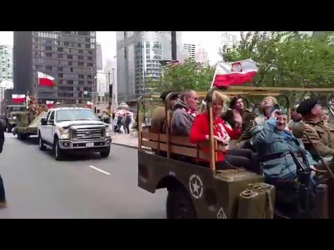 Polish Constitution Day Parade 2016 Chicago