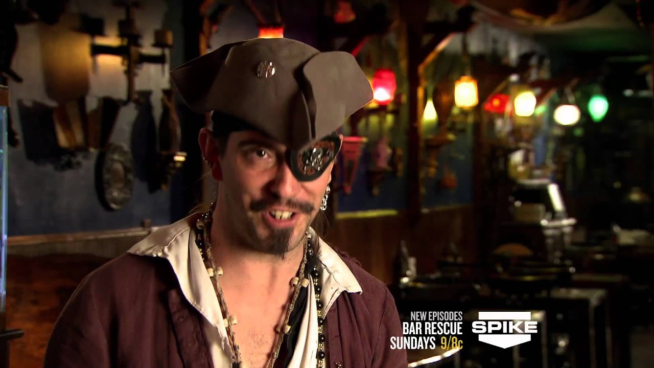 Piratz Tavern: How Bar Rescue Faked Reality - The Murphyverse