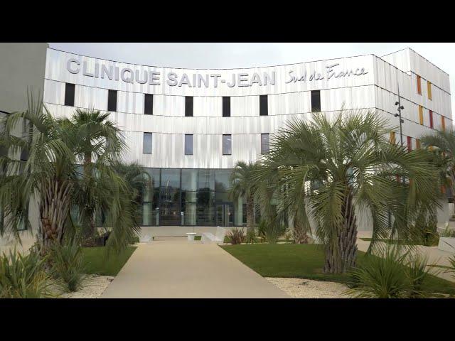 CLINIQUE SAINT JEAN - SUD DE FRANCE GROUPE CAP SANTÉ