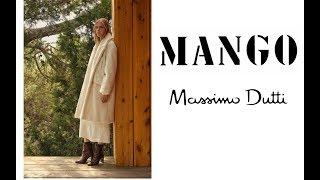 Шоппинг влог # MANGO, Massimo Dutti. В поисках пальто / Обзор новых коллекций