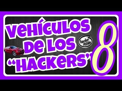 """VEHÍCULOS DE LOS """"HACKERS"""" PARTE 8"""