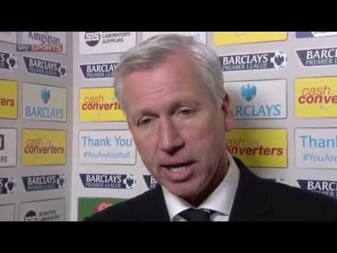 Newcastle boss Alan Pardew issues apology for attempted headbutt on David Meyler