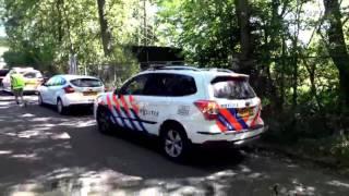 Bergen op Zoom zelfmoord Bergsebaan spoorwegovergang peter de Koning N257TV