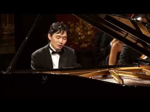 """Tchaikovsky Nutcracker """"Pas de deux"""" - Sheng Cai (Encore)"""