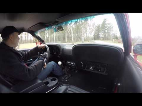 Mustang first drive with TKO long version