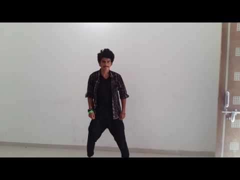 Hip hop lyrical dance in akshay pal