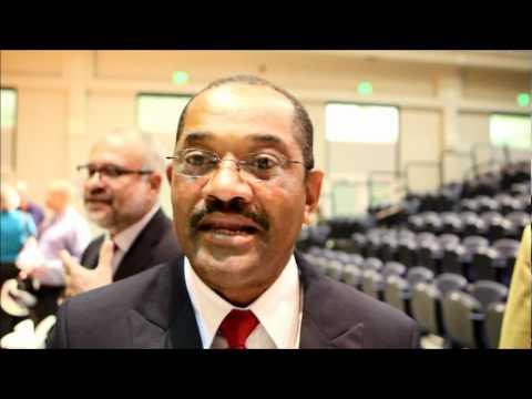 Tourism Board Chairman Maxwell Burgess June 11 2012