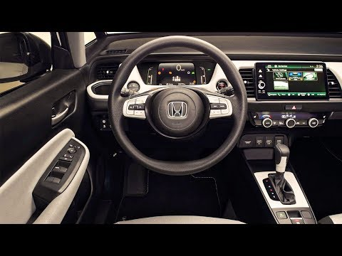 2020 Honda Jazz Interior Youtube