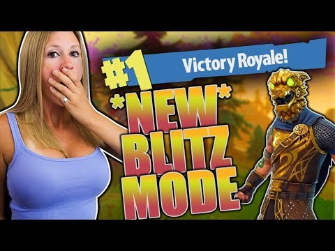 I WIN NEW SQUAD BLITZ MODE ON THE FIRST TRY!