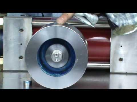 APW Waterjet Intensifier Maintenance Video