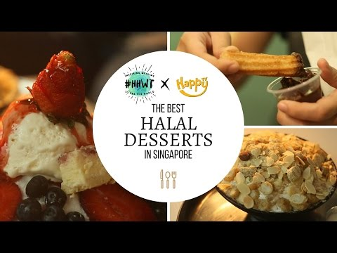 The Best Halal Desserts in Singapore