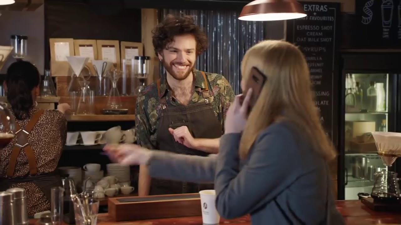 McDonald's UK ad - McCafé Ball Pit