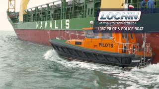 Lochin Marine International - featuring Shoreham Port