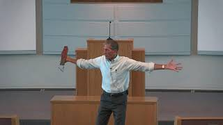 2021 04 25   AM Sermon   Richard Perry- God Is Love