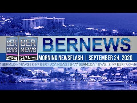 Bermuda Newsflash For Thursday, Sept 24, 2020