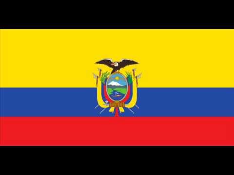 Himno Nacional del Ecuador (versión cantada oficial)