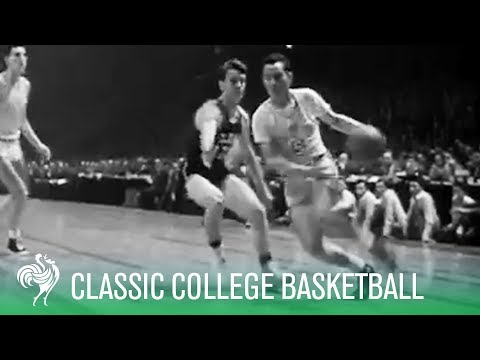 Classic College Basketball ft. Army vs. Navy and More! | Sporting History
