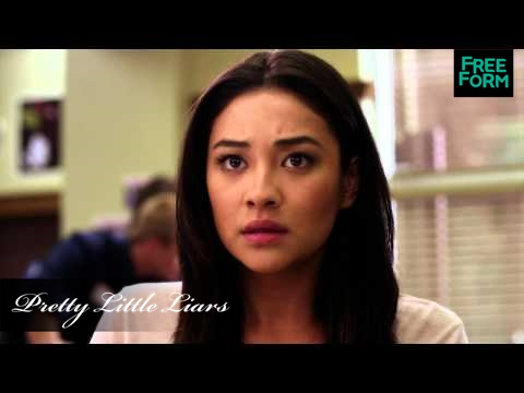 Pretty Little Liars | A's Messages | Freeform