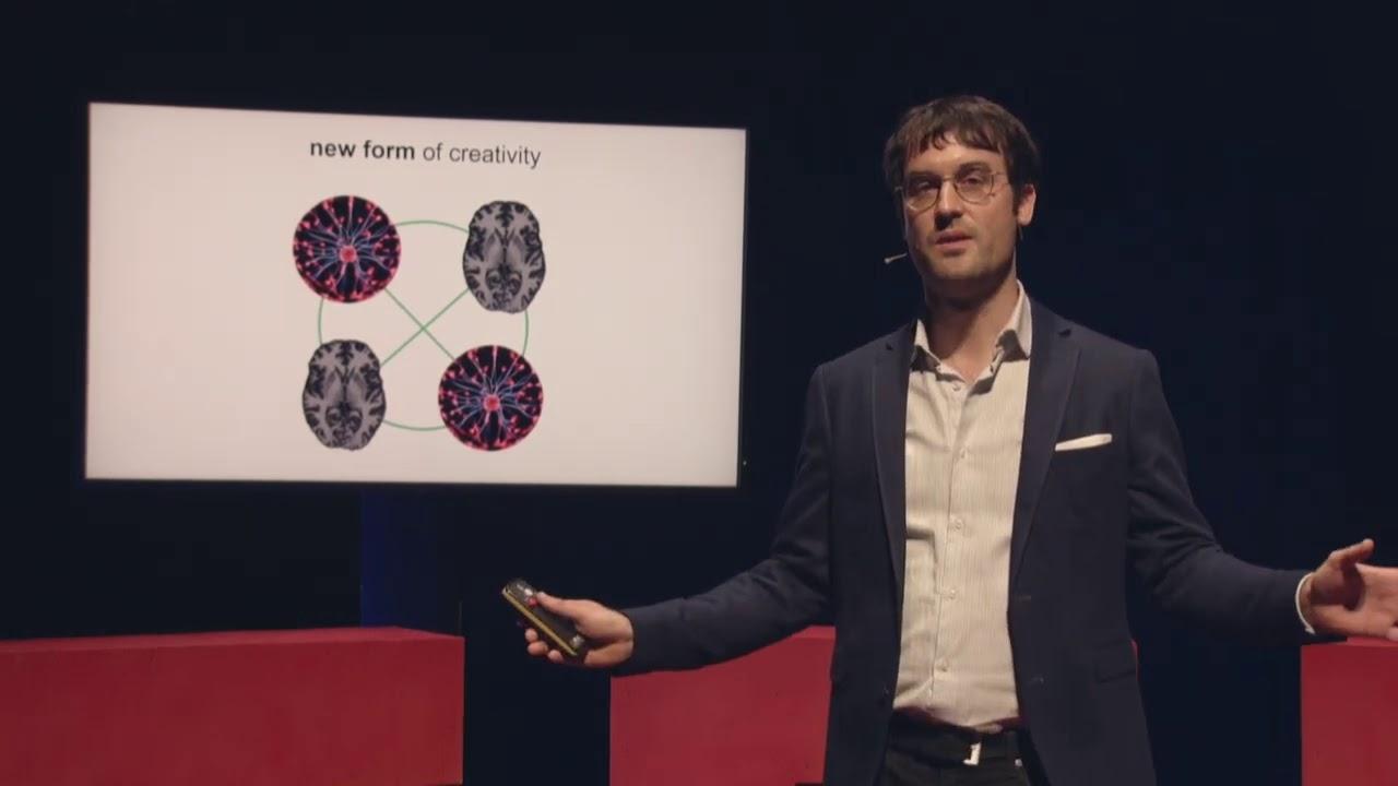 How AI shapes a new form of creativity | Johannes Stelzer | TEDxTübingen