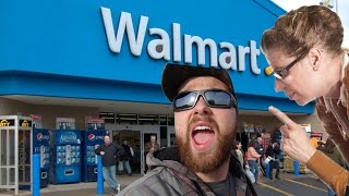 I NEED SUPERVISION IN WALMART! #350