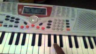 Ye rishta kya kehlata hai on piano