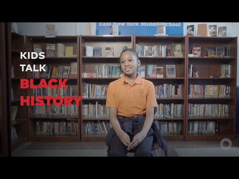 Kids Explain Black History Month