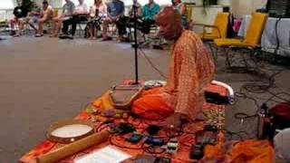 Healing Sounds Intensive 2008 - Laraaji