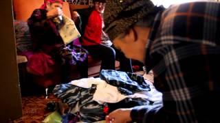 Сибирские татары разговаривают
