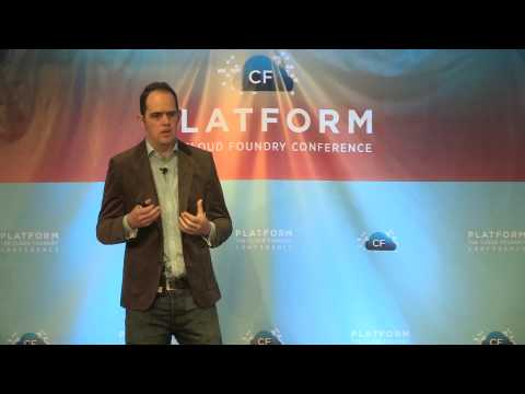 Continuous Delivery with Cloud Foundry (Platform: The Cloud Foundry Conference 2013)