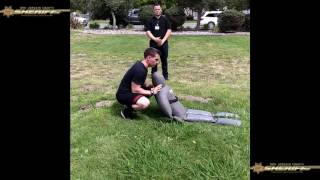 Correctional Officer Trainee - Physical Agility Test - Skills Video