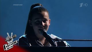 "Mikella Abramova ""Love the Way You Lie"" - Final - The Voice Kids Russia - Season 6"