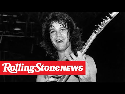 Eddie Van Halen, Hall of Fame Guitarist Who Revolutionized Instrument, Dead at 65 | RS News 10/6/20