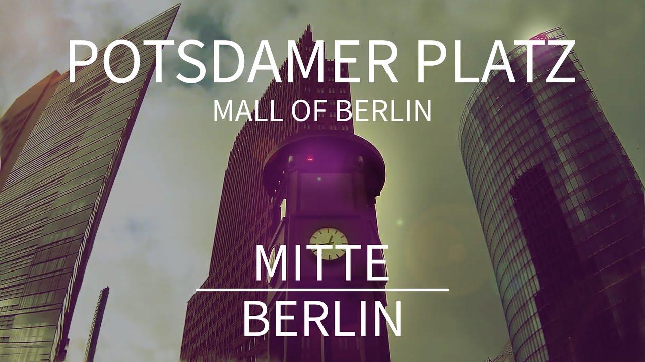 Potsdamer Platz Mall Of Berlin