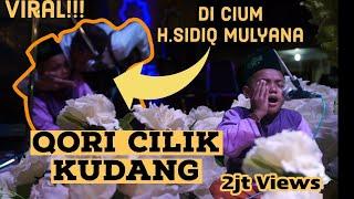 Qori Cilik   Viral !!! Dicium Langsung Kh.sidiq Mulyana   qori Internasional    fahar Mabrur 