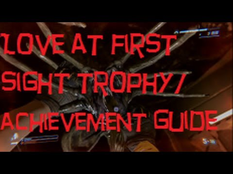 Aliens Colonial Marines - Love At First Sight Trophy / Achievement Guide