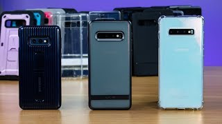 Ultimate Galaxy S10, S10+ Amazon Case Review