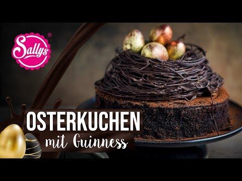 Saftigster Schokoladenkuchen / Ostertorte / Sallys Welt