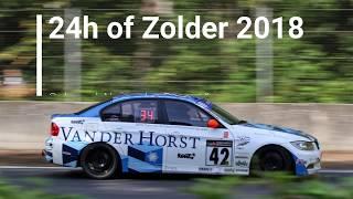 24h of Zolder 2018 | Onboard Cascatău Alexandru | BMW Clubsport Trophy