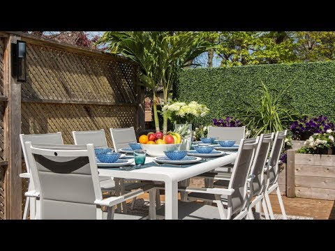 Exterior Design - How To Create The Ultimate Outdoor Dining Room - 동영상